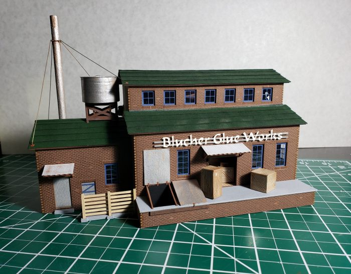 Blucher Glue Works
